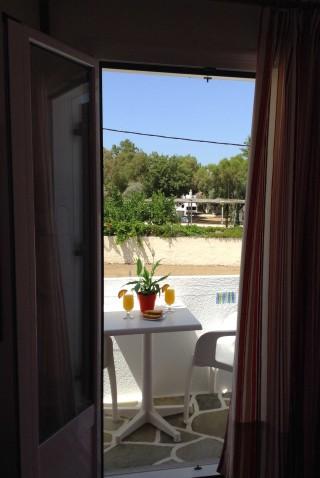 accommodation irene hotel garden view