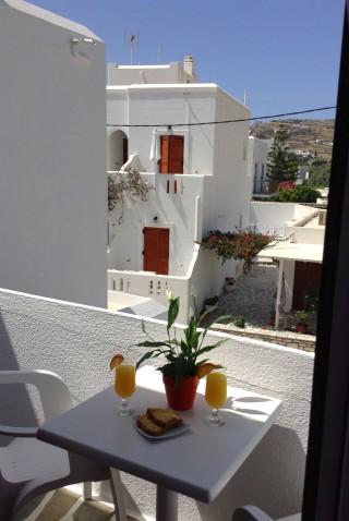 accommodation irene hotel patio