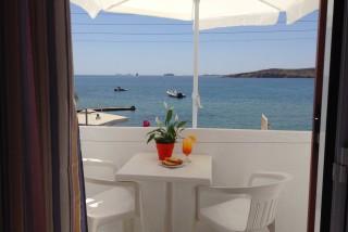 accommodation irene hotel sea view