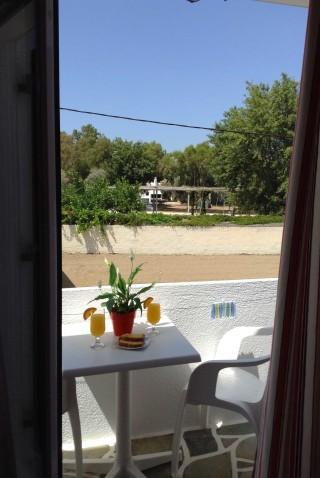 accommodation irene hotel veranda