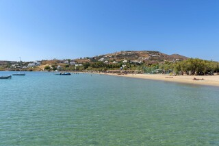 naoussa irene hotel paros beach