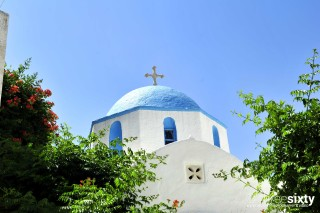 paros events irene hotel church