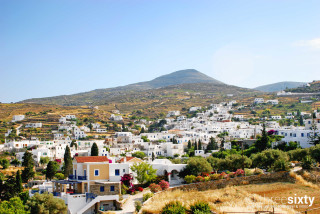 paros events irene hotel lefkes village
