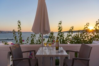 paros hotel irene in greece