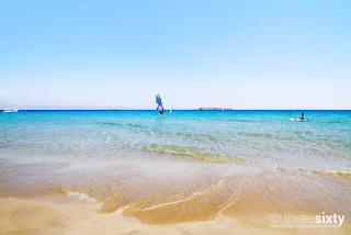 paros irene hotel windsurfing