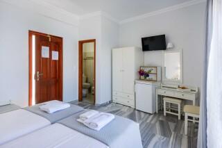 rooms irene hotel paros cozy room
