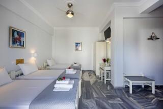 rooms irene hotel paros double bed