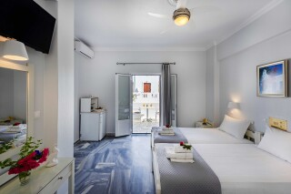 rooms irene hotel paros lovely room