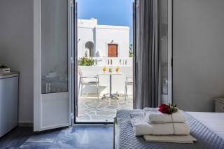 rooms irene hotel paros veranda