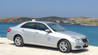 book your taxi in paros irene hotel
