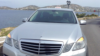 taxi booking in paros irene hotel